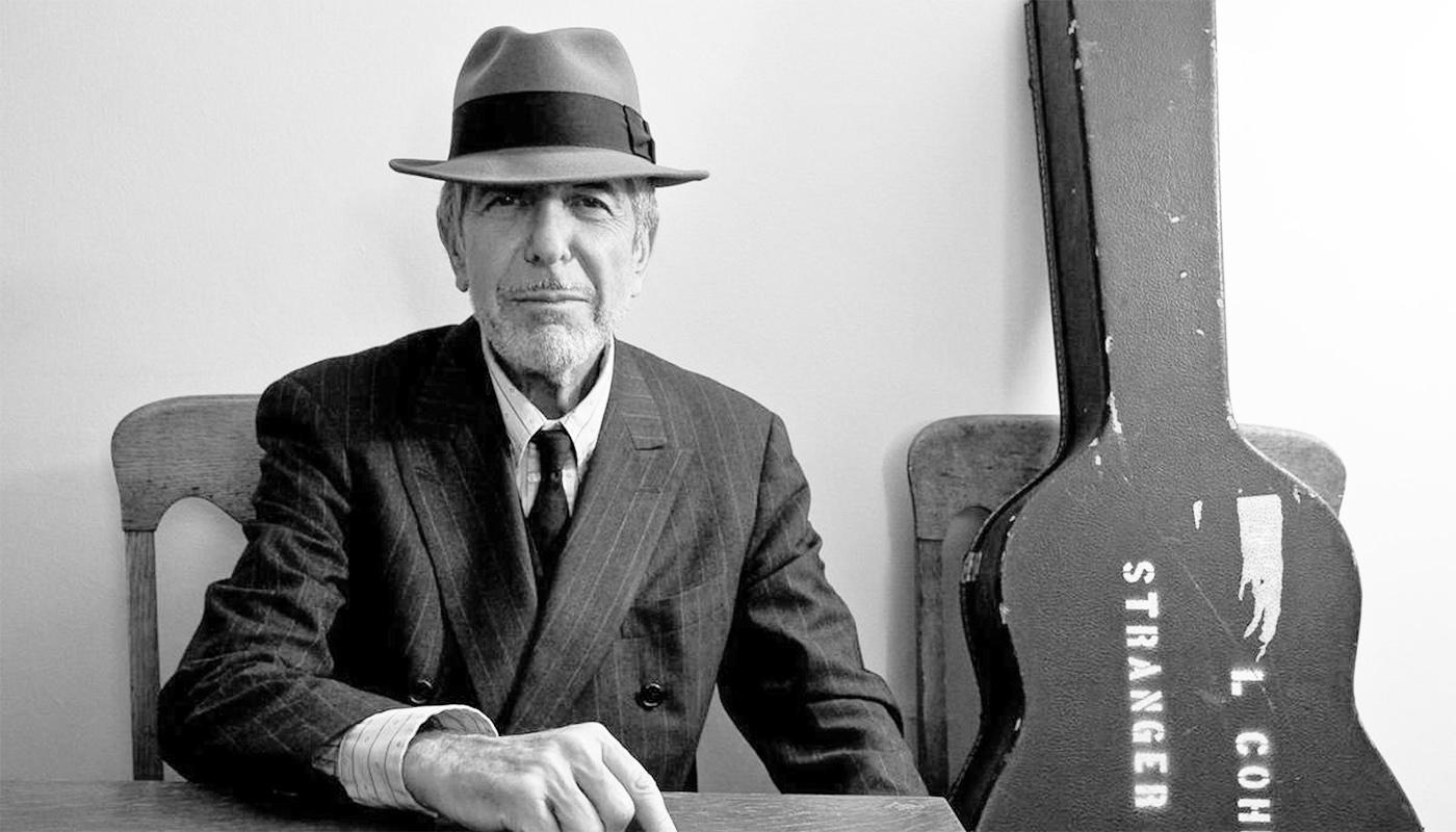 Leonard Cohen nous a quitté