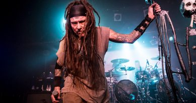 Al Jourgensen Rio Grande Blood