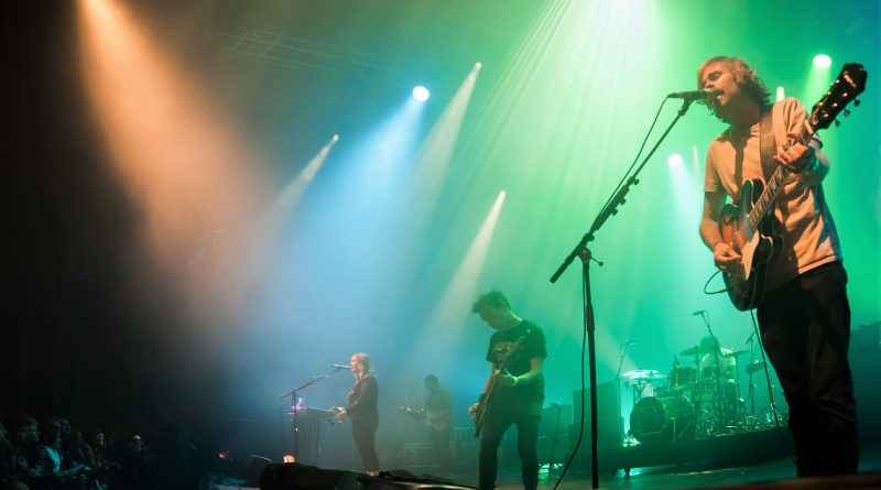 Slowdive en 2017 photo jérome Hurstel