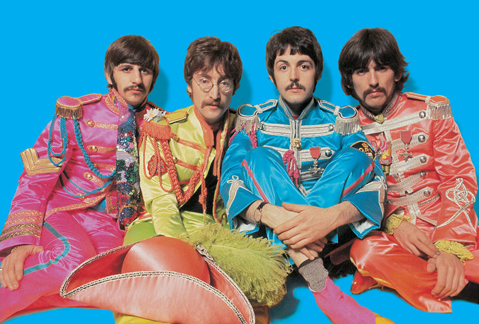 Beatles sergeant Pepper