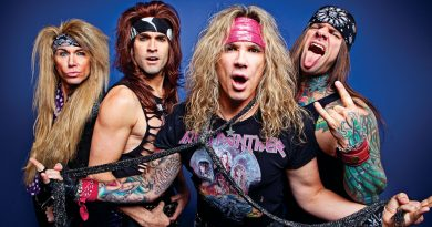 steel panther -all you can eat