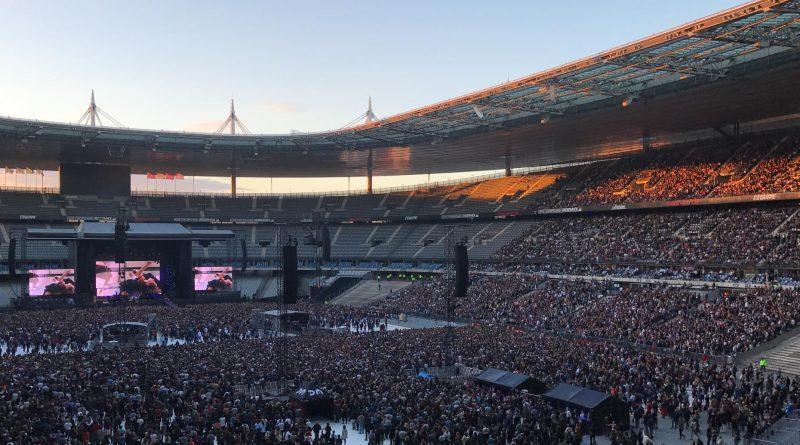 depeche mode - stade de france 2017