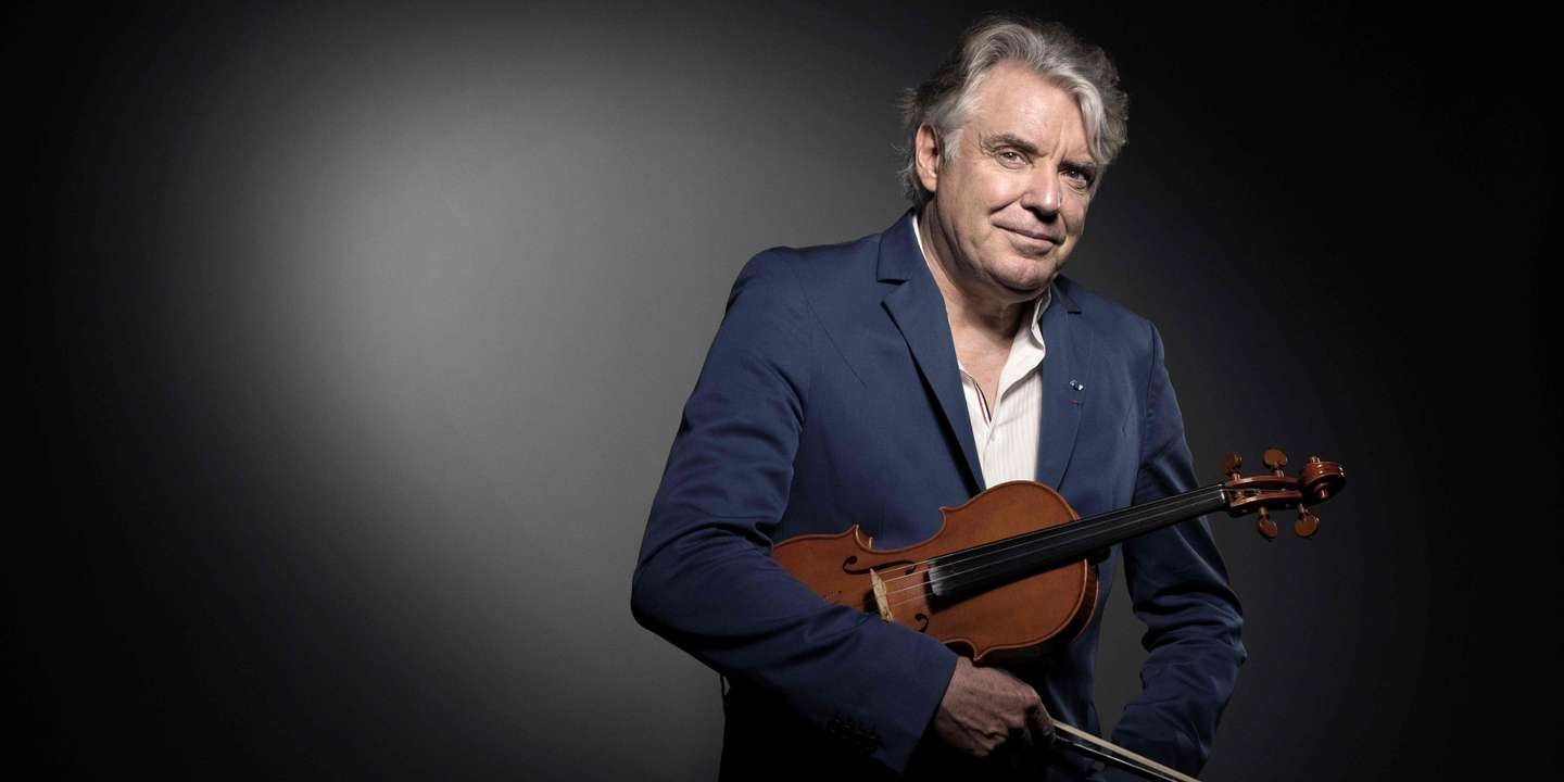 Didier Lockwood - credit photo Joel Saget