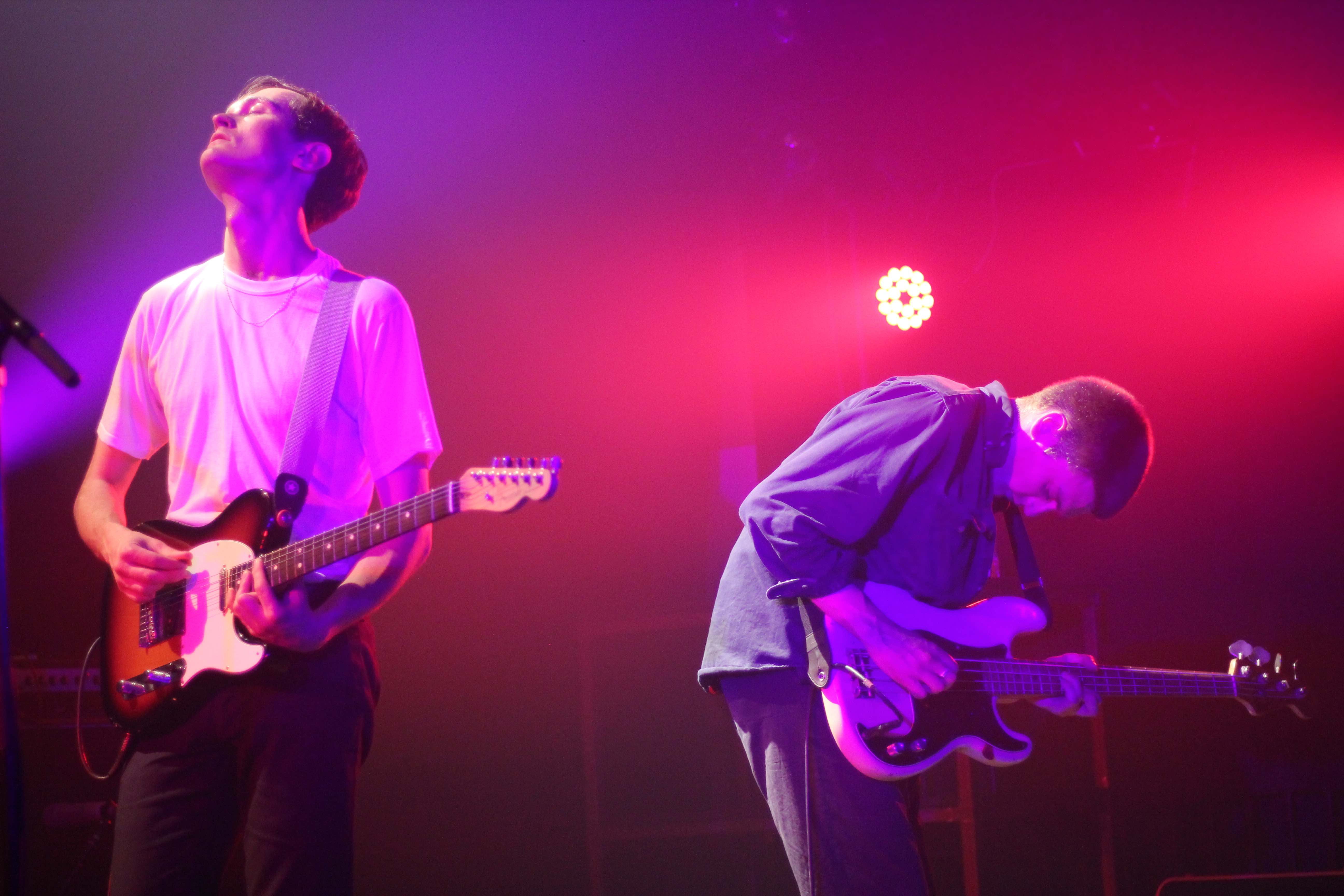 Ought - stereolux nantes avril 2018