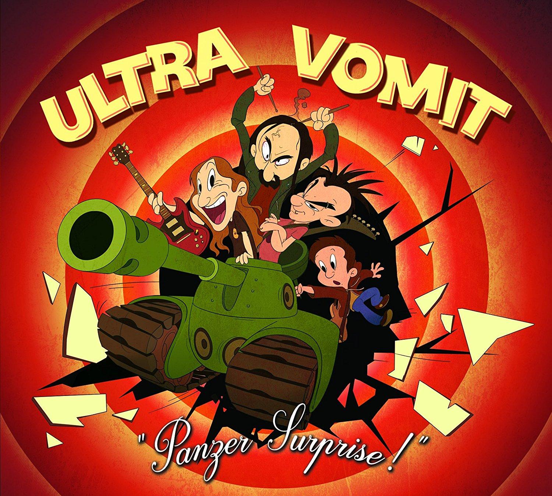 Ultra-Vomit-Panzer-Surprise