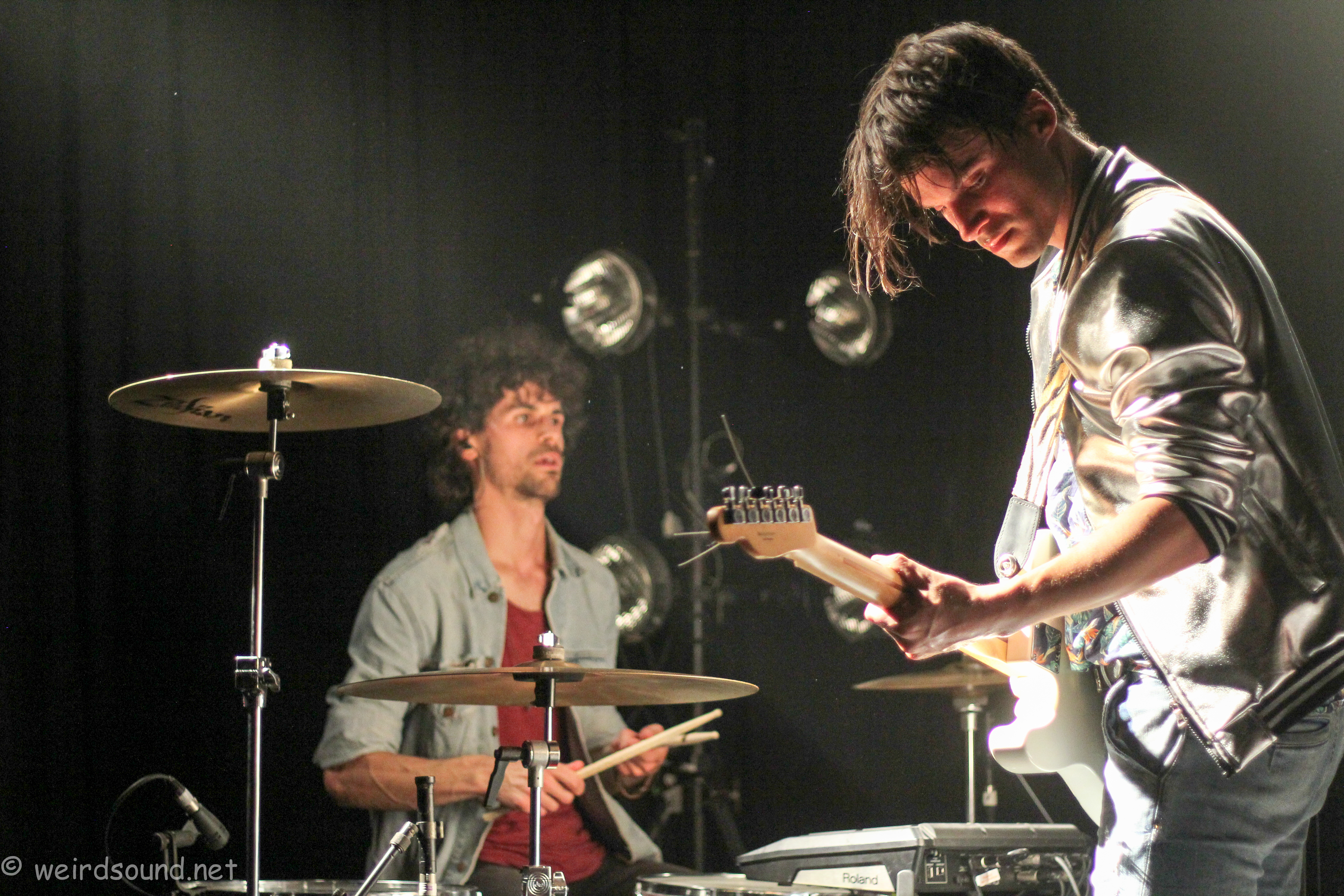 the blind suns au Ferailleur - Nantes-20