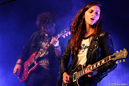 Laura Cox Band 1