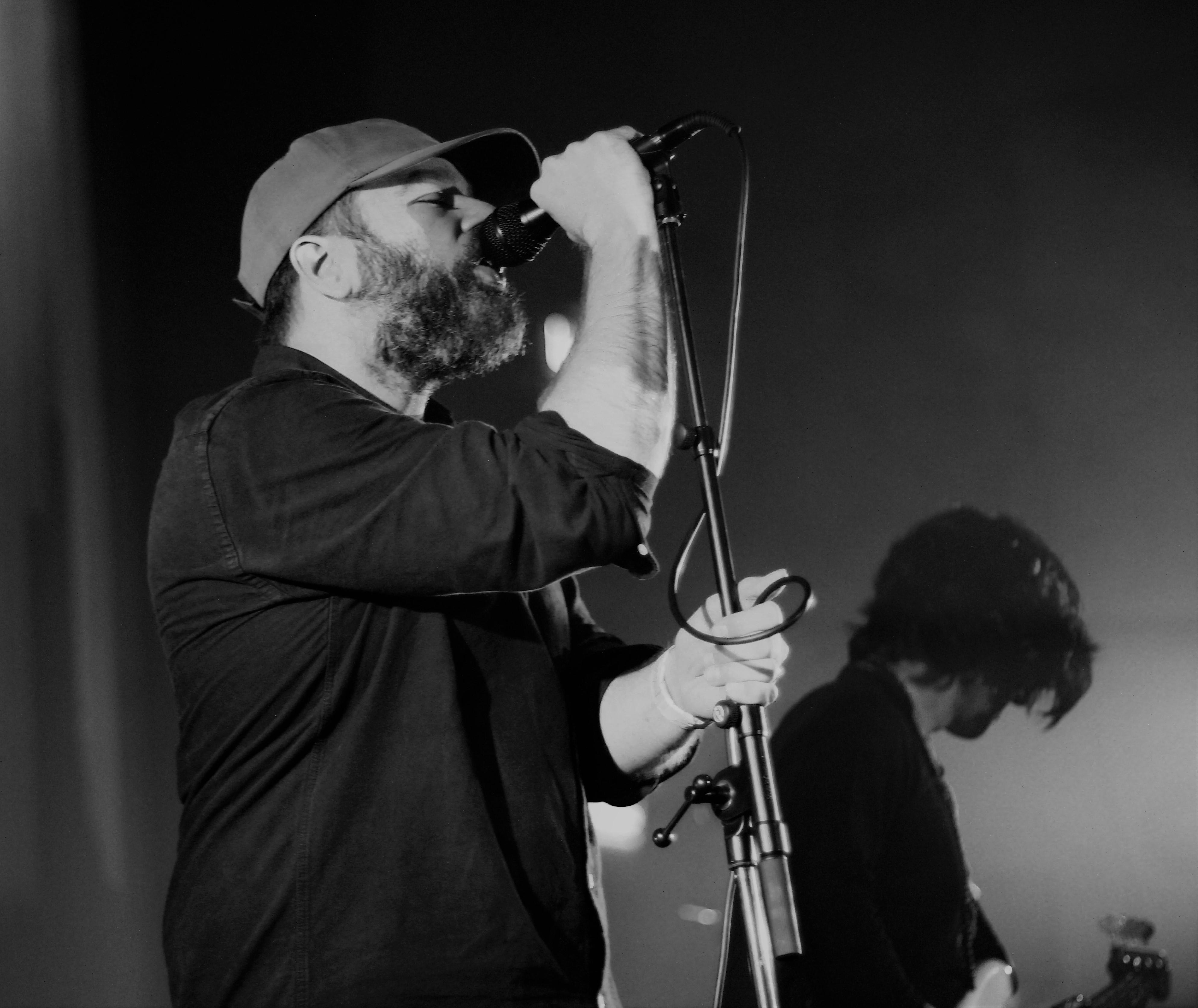 Alex Maas et Rishi Dir de Mien /Festival Levitation Angers 2018 - photo par Ziggy