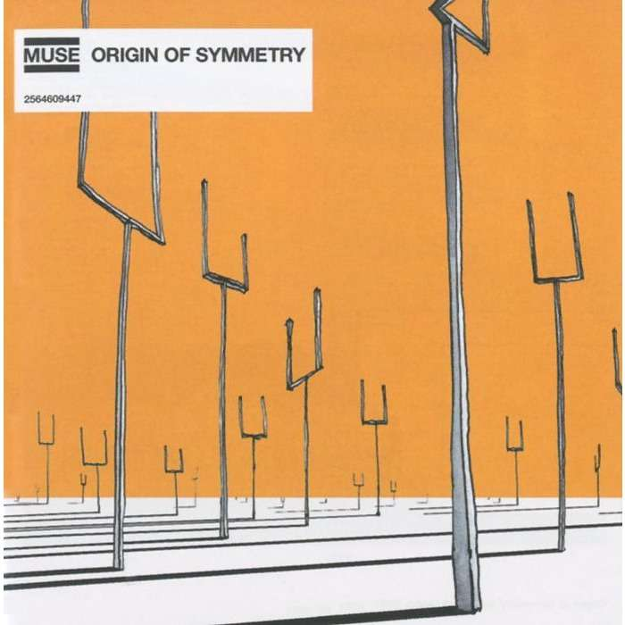 muse - origin of simmetry