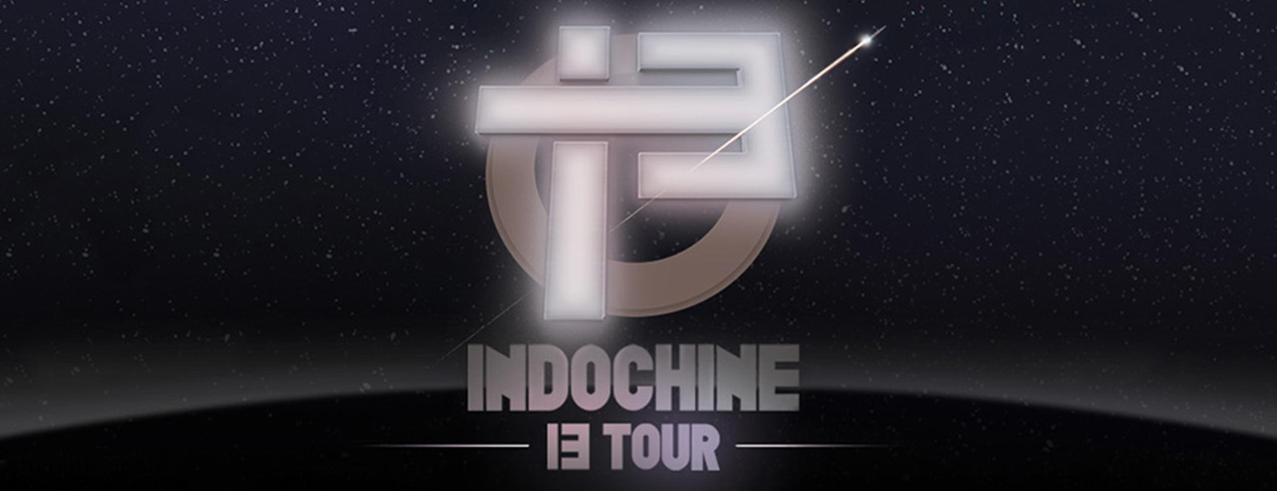 indochine 13 tour