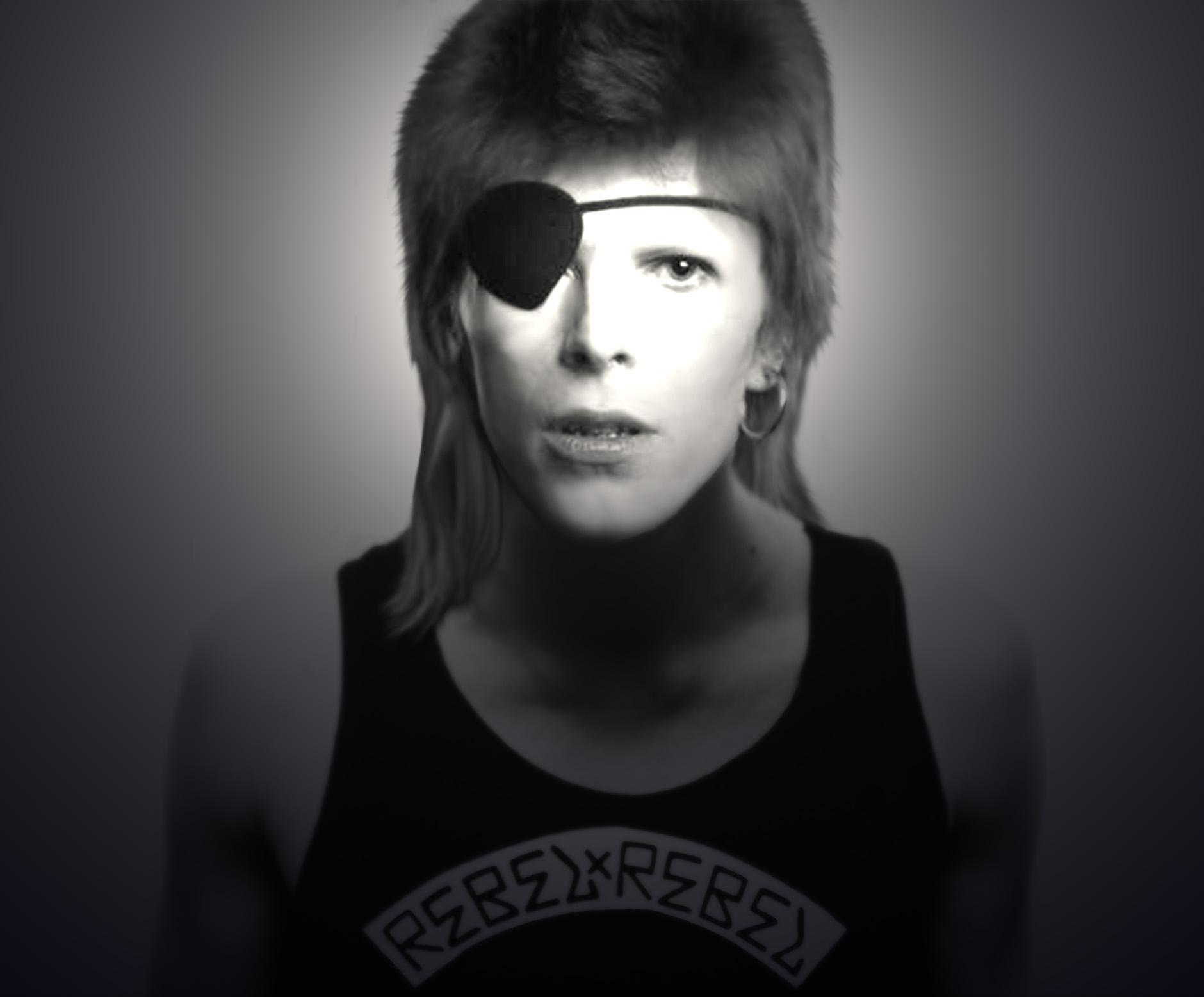 Bowie dans la peau de Hallowen Jack
