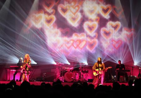 First Aid Kit rebel heart nantes 2018 photo benoit weirdsound