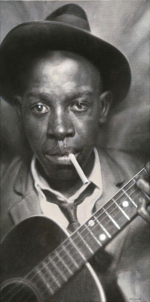 Robert Johnson en 1947