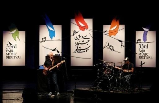 Manu Katché à Téhéran pour la présentation de l'album