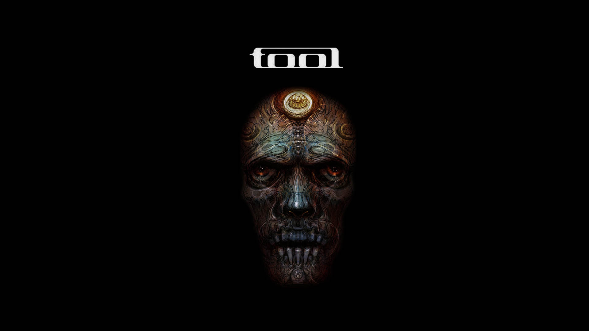 Tool Face Tatooed