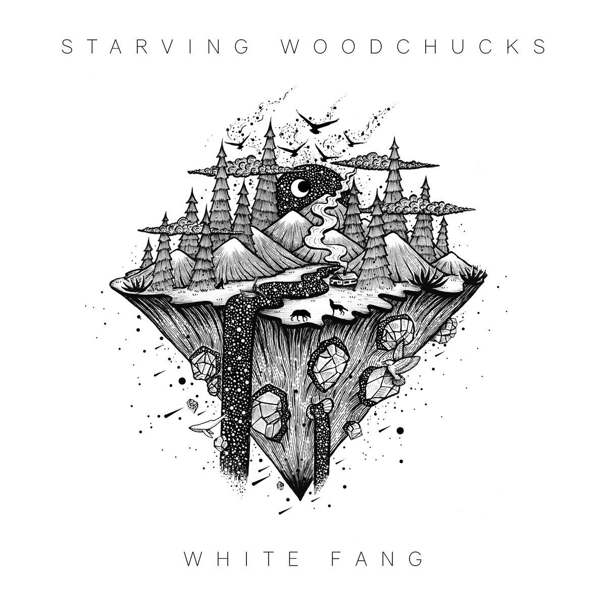 Starving Wood chicks 2ème E.P
