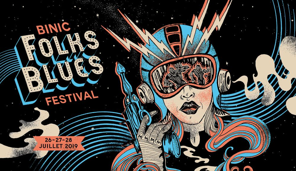 Binic Folk Blues festival 2019