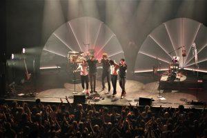 Fin du concert Balthazar nantes 2019 Photo benoit weirdsound