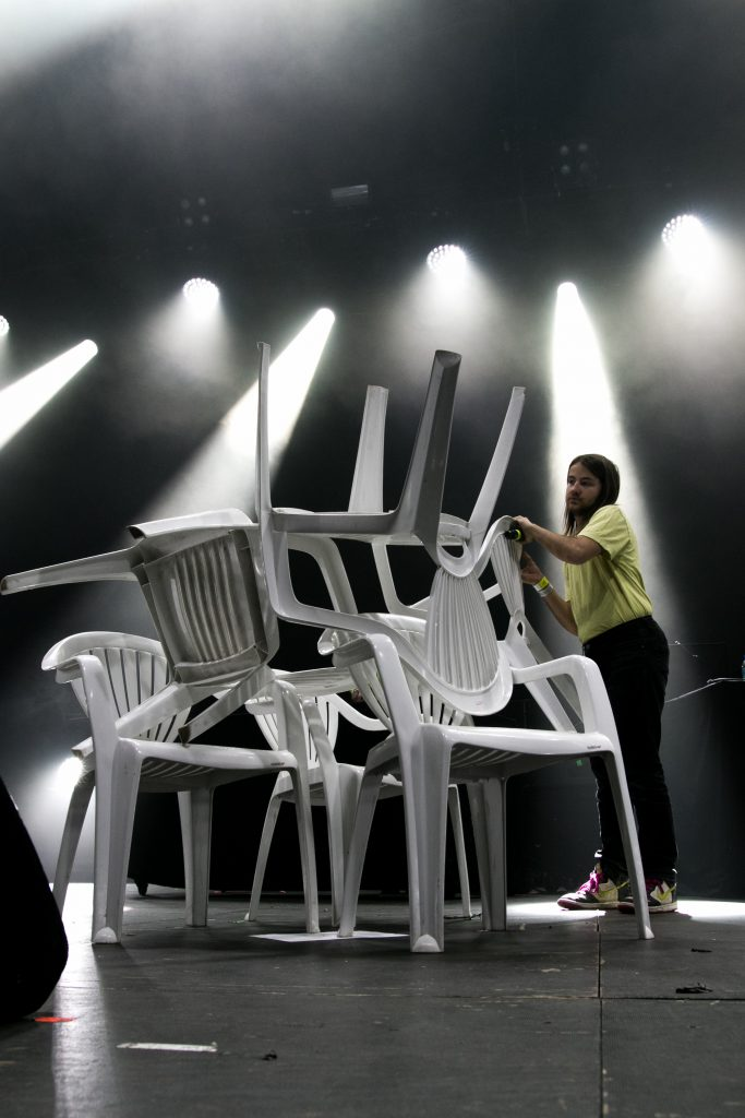 Salut c'est cool (1) - Printemps de Bourges - Auditorium - Jonathan LESAGE