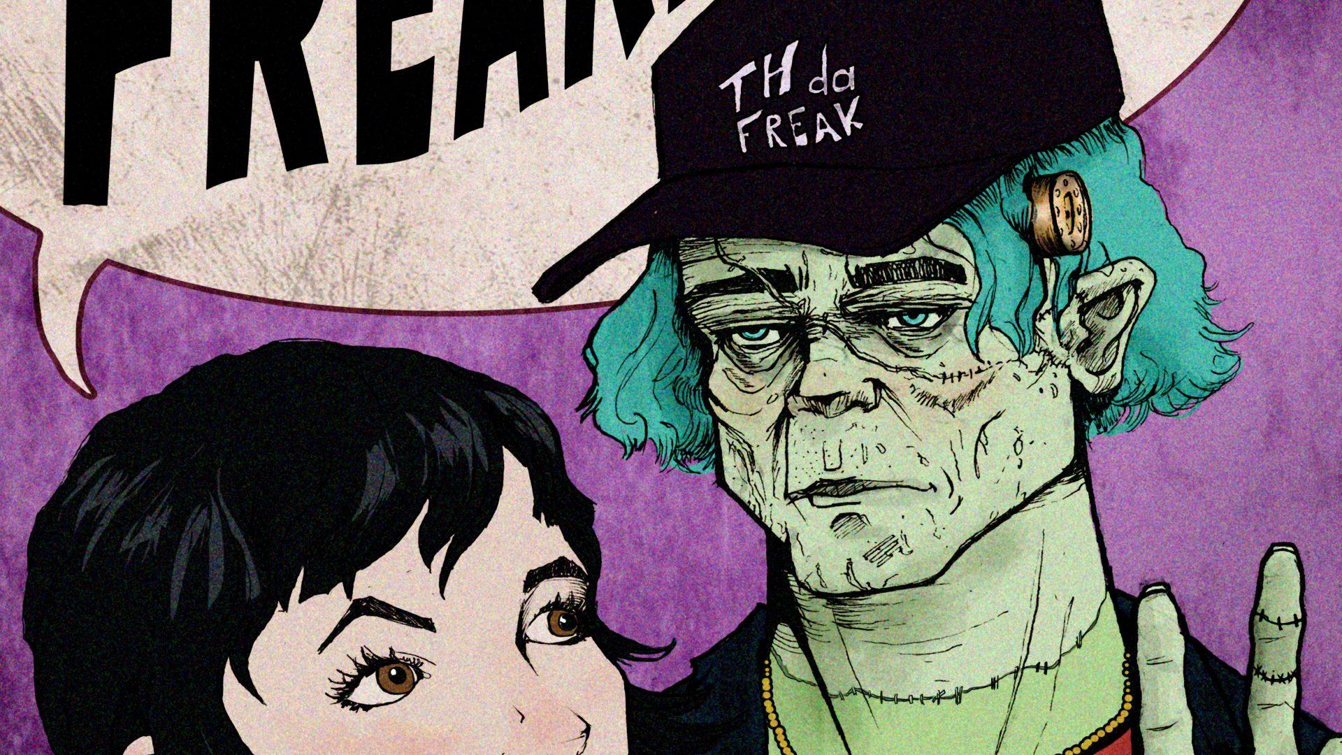 Th' Da Freak-Freakenstein