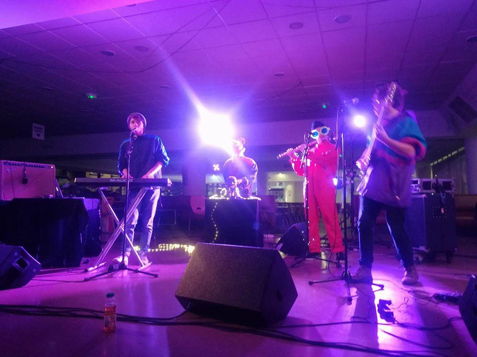 Wonkey en concert