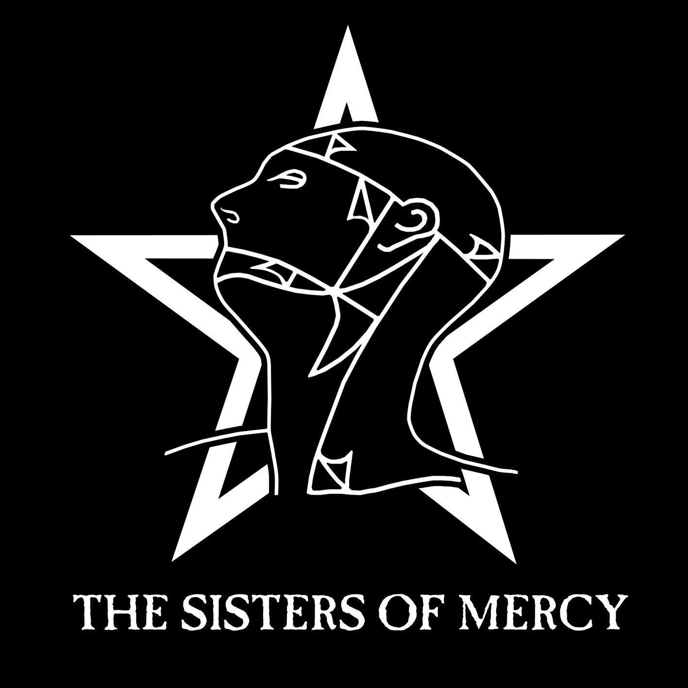 Logo de Sisters of Mercy et de Mercyful Release