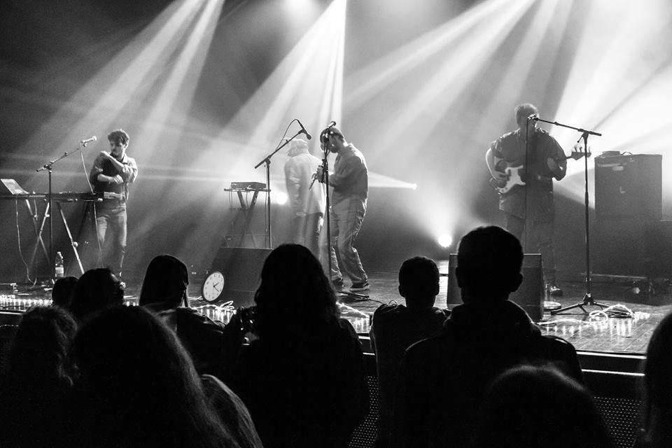 Wonkey en concert à Bordeaux