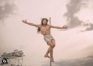 Jésus à Aucard! ©BatVision