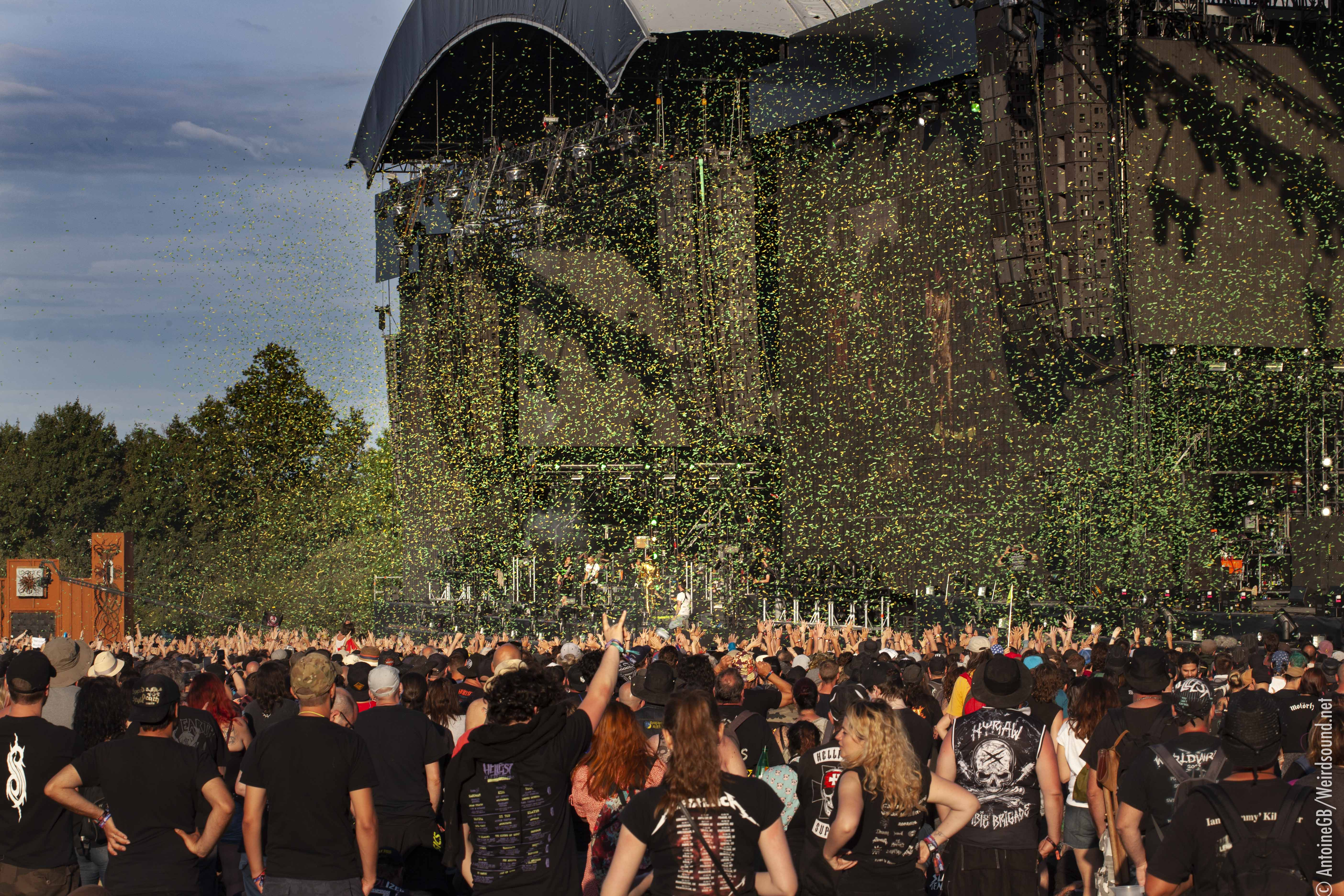 A Hell of a Fest! Clisson 2019, Ultra-Vomit