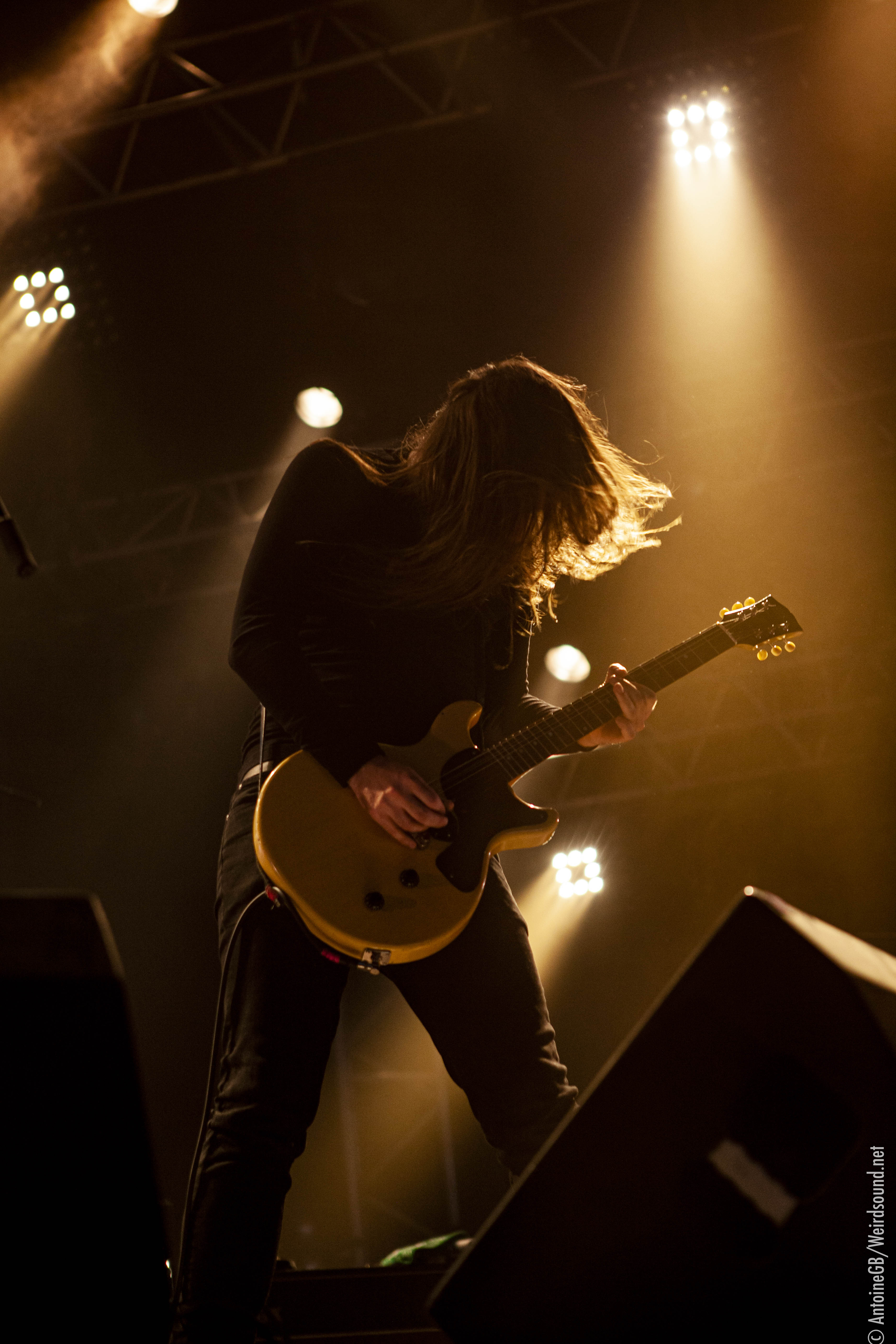 Uncle Acid And The Deadbeats, The Valley, Hellfest 2019, 21 juin