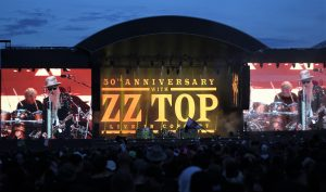 ZZ Top Hellfest juin 2019 photo ben weirdsound