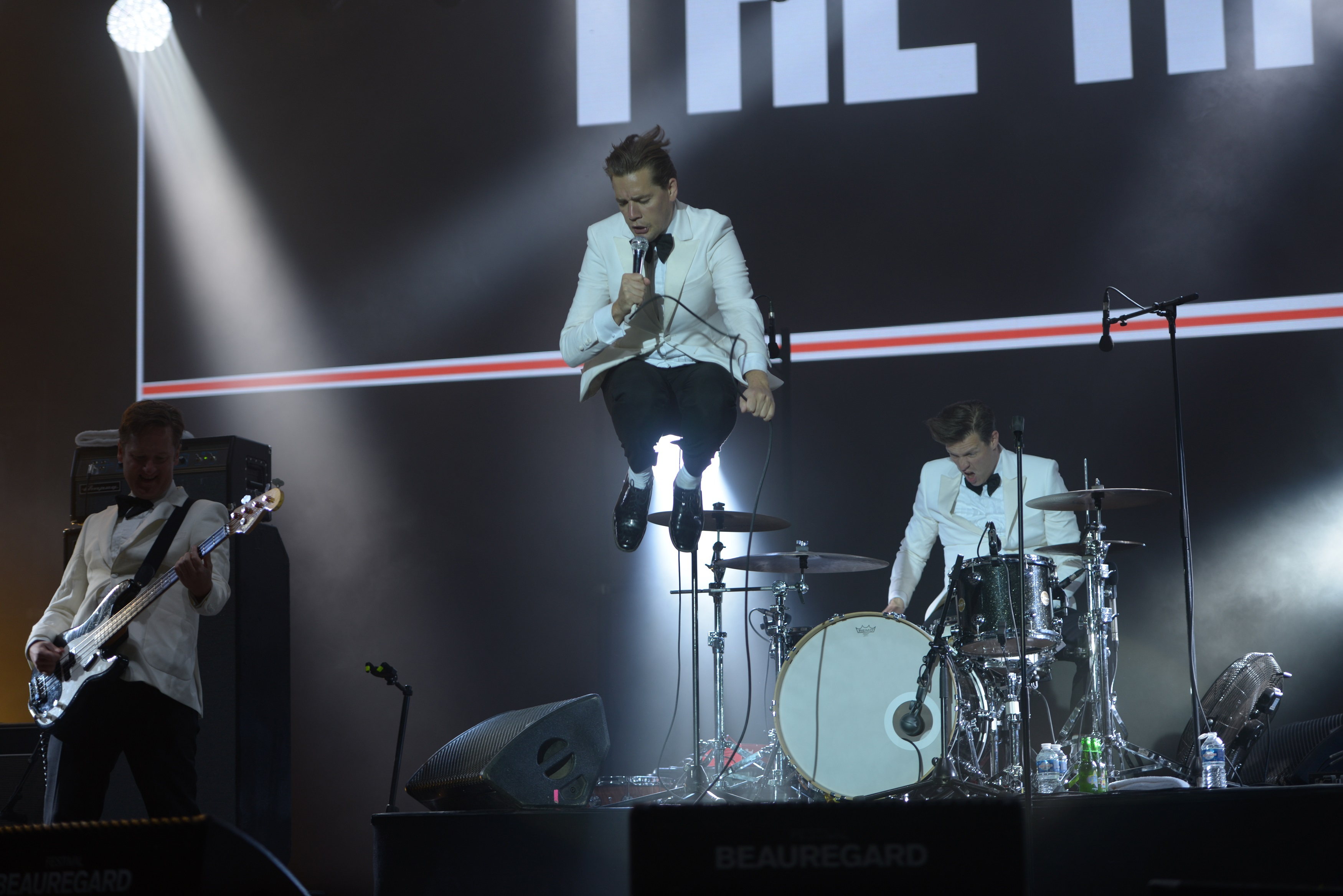 The Hives à Beauregard édition 2019