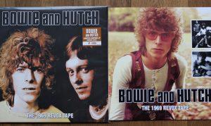 Bowie and Hutch première version démo de Space Oddity Février 1969