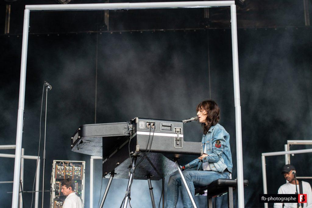 Charlotte Gainsbourg - Les Escales - ©fb-photographe