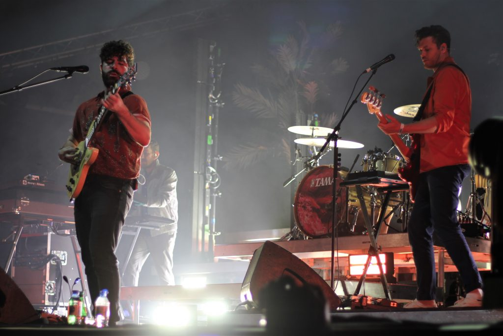 Foals Guéret 2019 photo 2 benoit weirdsound