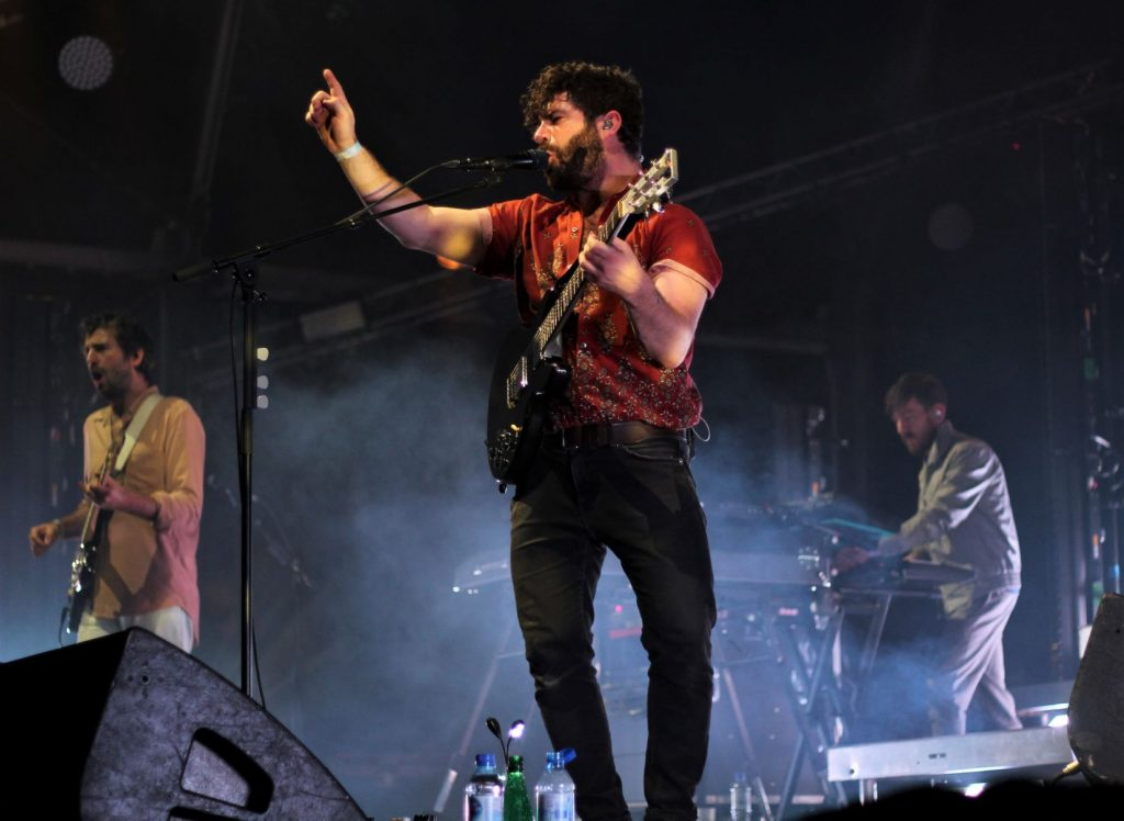 Foals guéret 2019 photo benoit weirdsound