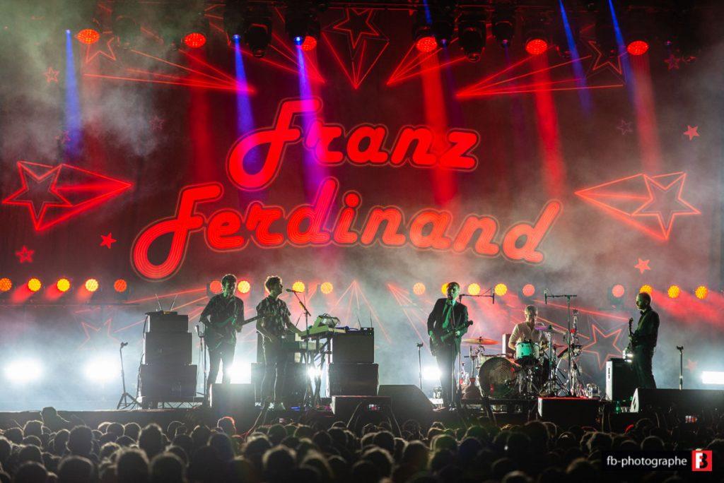 Franz Ferdinand - Les Escales 2019 - ©fb-photographe