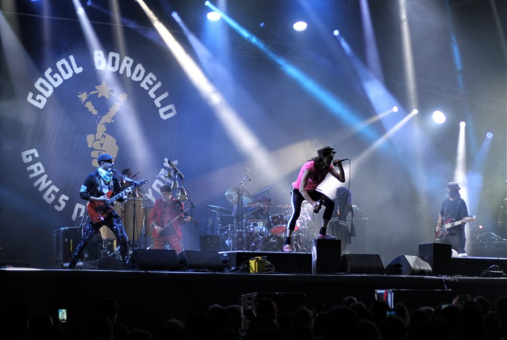 Gogol Bordello 2019 photo benoit weirdsound