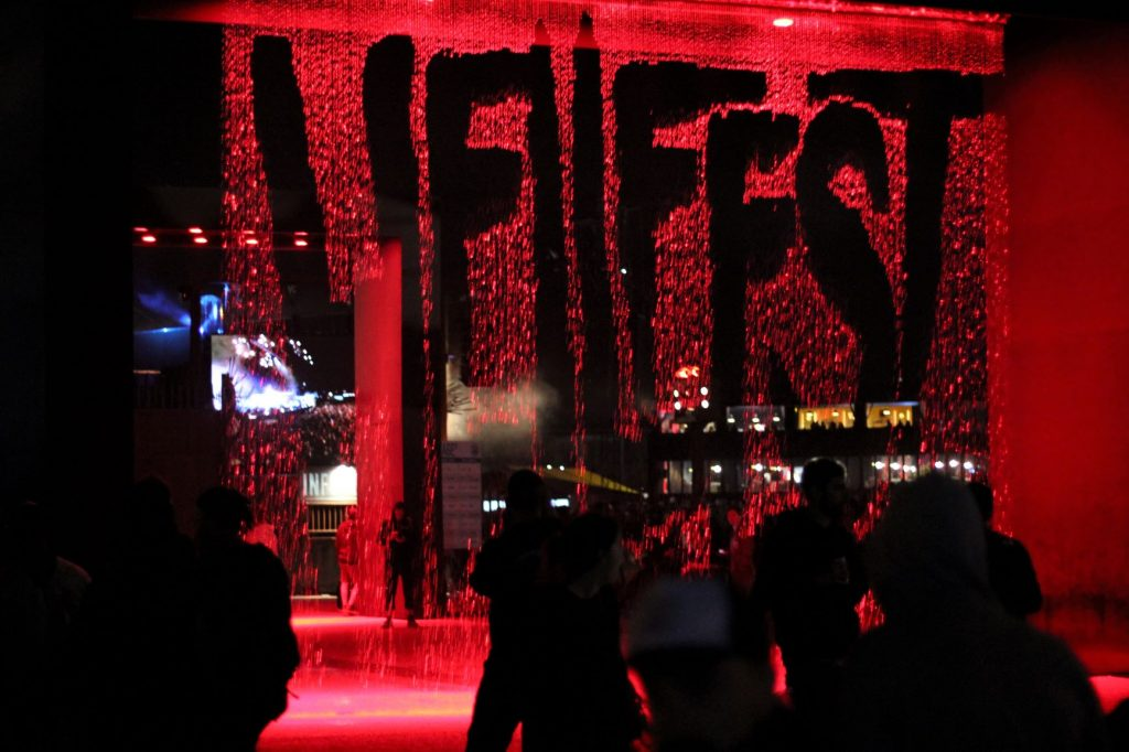 Hellfest juin 2019 Red water - weirdsound