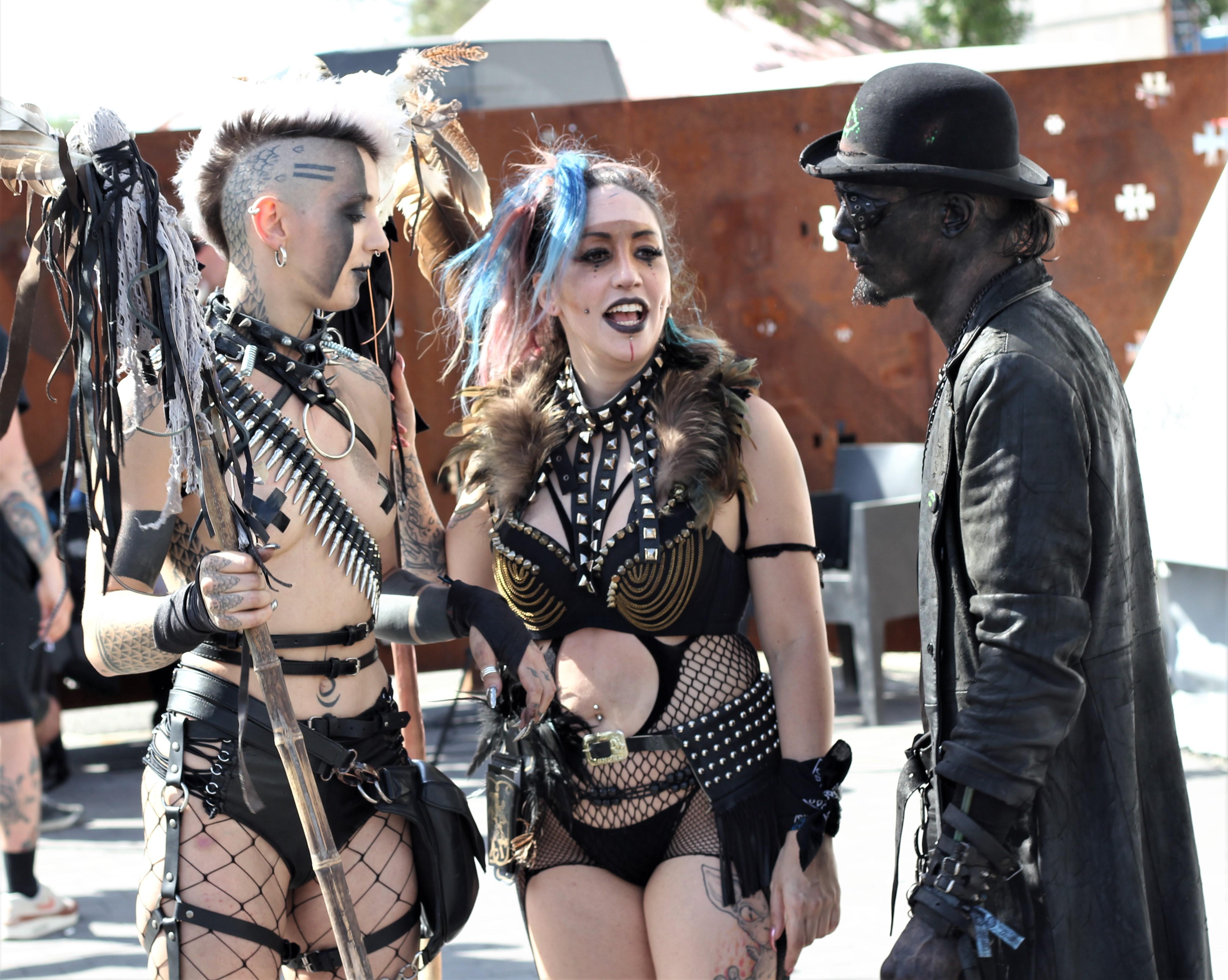 Amazones Metal Hellfest juin 2019 - weirdsound