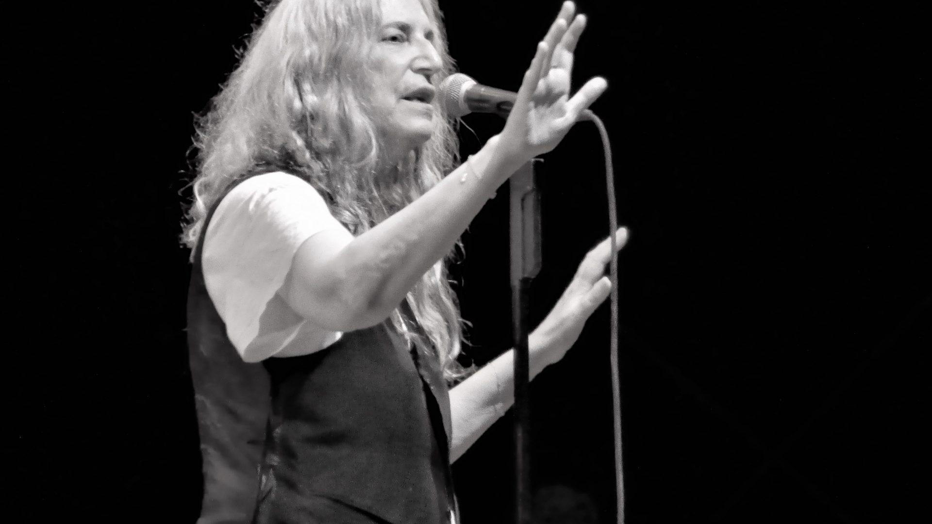 Patti Smith Festival Check In Guéret Août 2019 photo marie weirdsound
