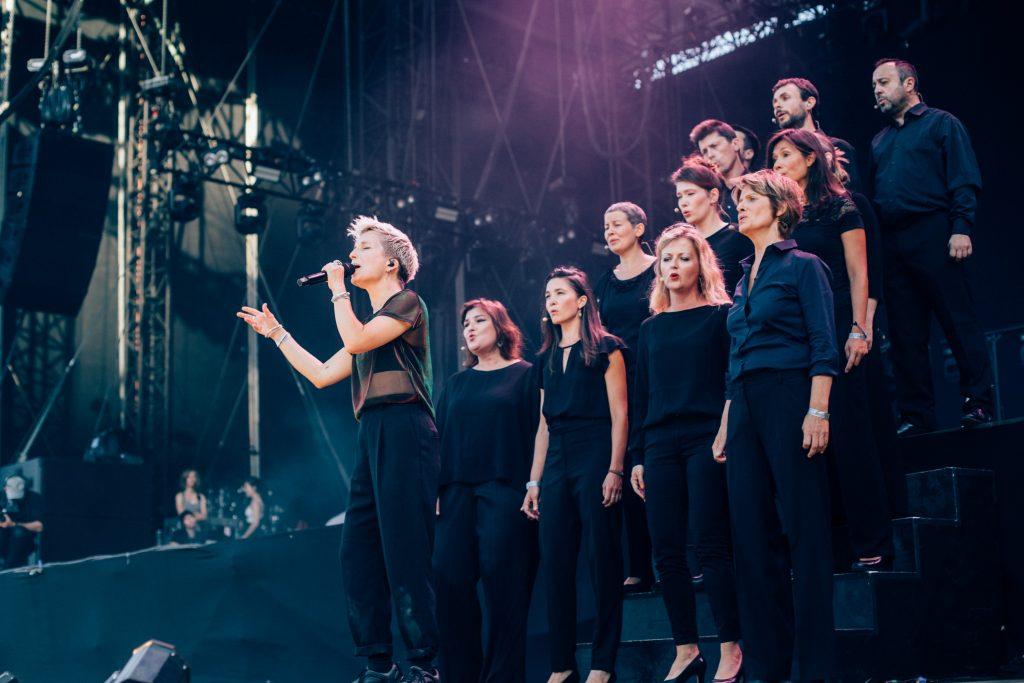 Jeanne Added - Rock En Seine 2019 - ©Mathieu Foucher