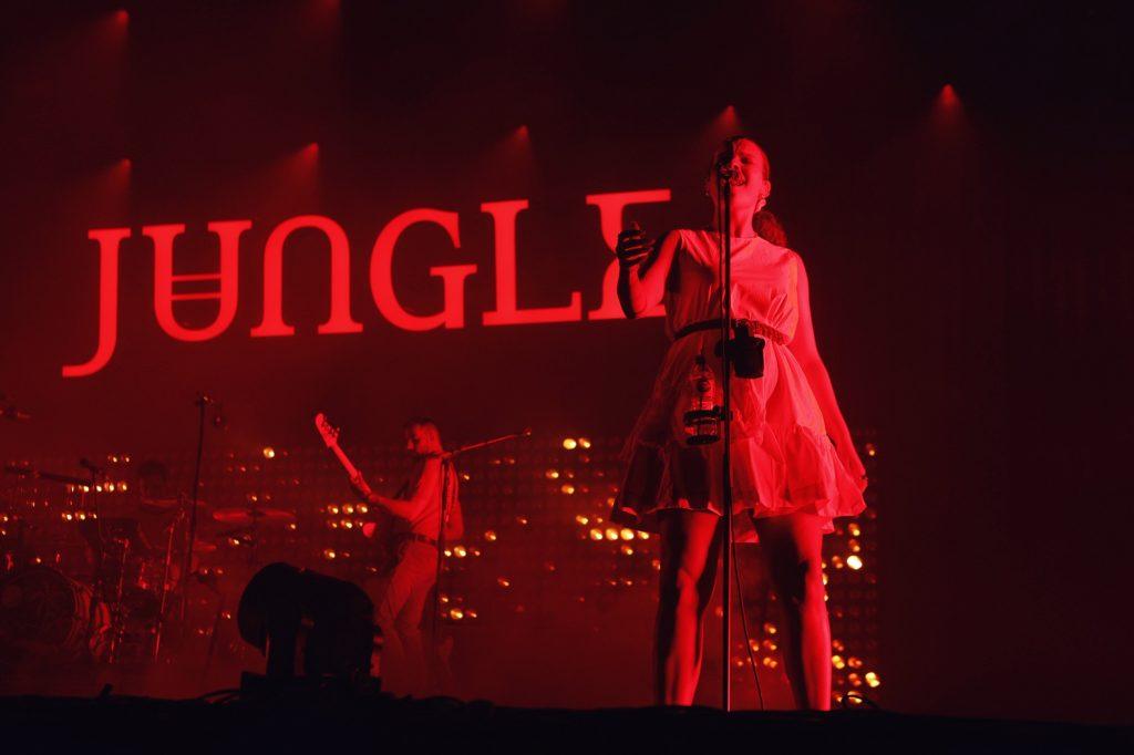 Jungle - Rock en Seine 2019 - ©rockenseine