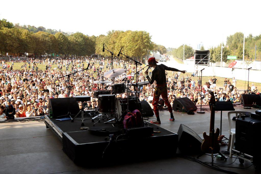 Louis Cole Big Band - Rock en Seine 2019 - ©rockenseine