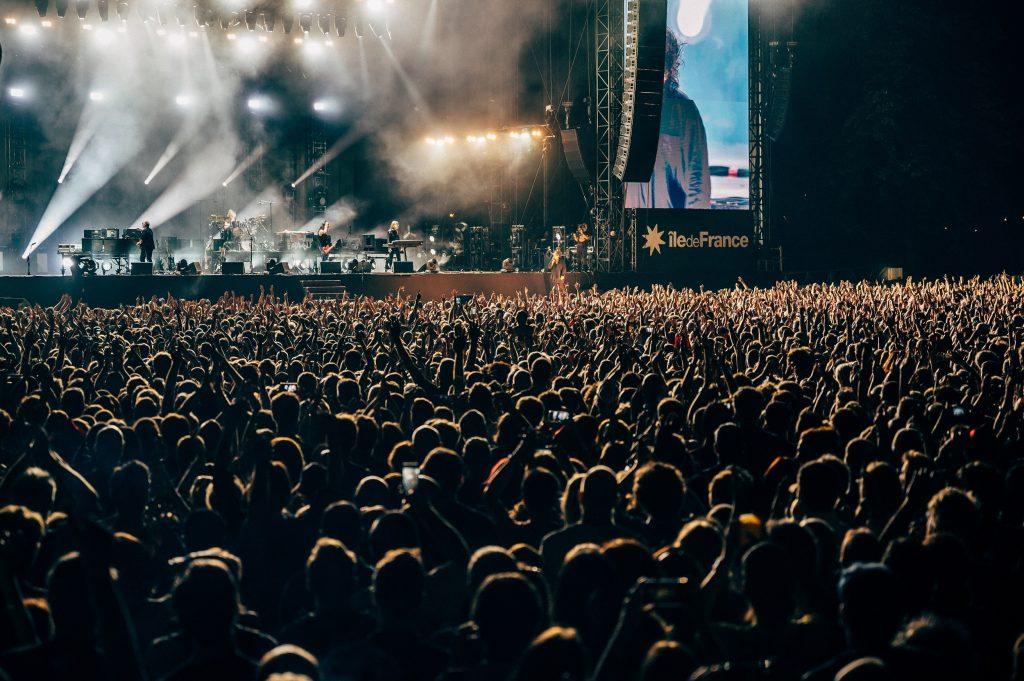 The Cure - Rock En Seine 2019 - ©Olivier Hoffschir