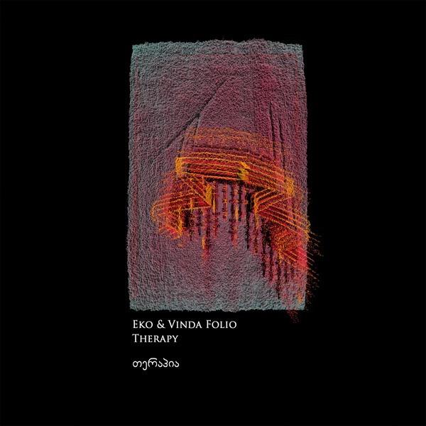 pochette de l'album Therapy d'Eko & Vinda Folio