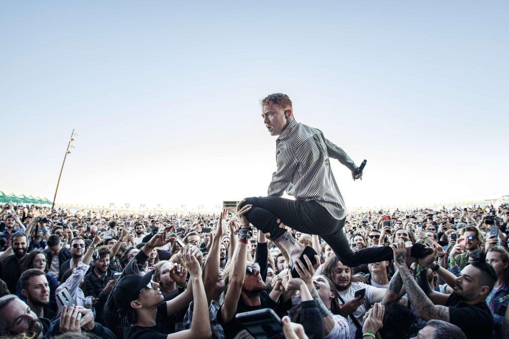 Frank Carter & the Rattlesnakes - Primavera Sound @Xavi Torrent