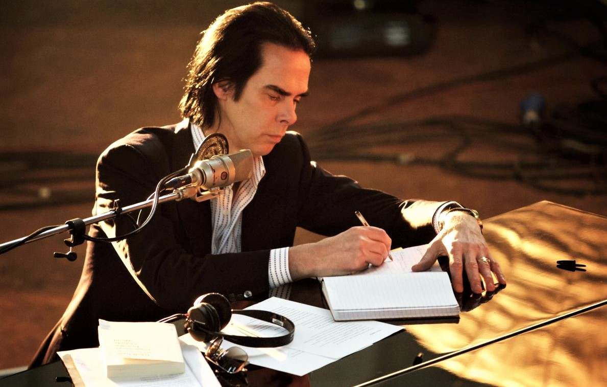 Nick Cave credit photo K.Brown