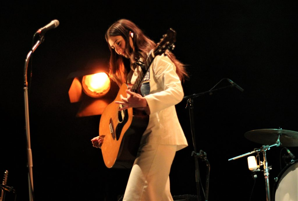Weyes Blood Festival Soy 2019 photo benoit pour weirdsound