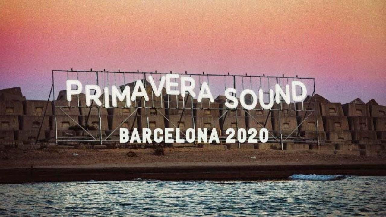 Primavera Sound 2020 - Barcelone